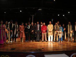 """Mahesh Bhatt was at LPU for his Play """"Baat Niklegi Toh"""""""