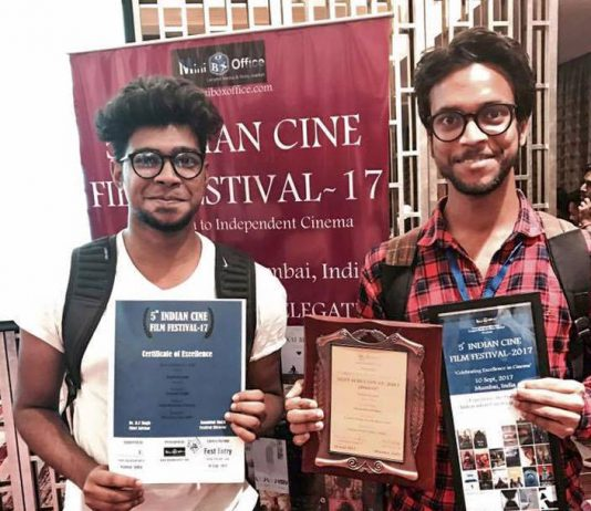 LPU Students Win Best Screenplay Award