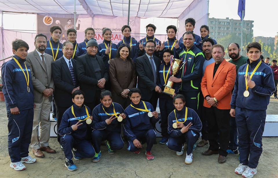 AIU Handball Championship 2018 Concludes