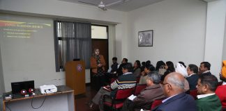 "Workshop on ""Solid Waste Management"""