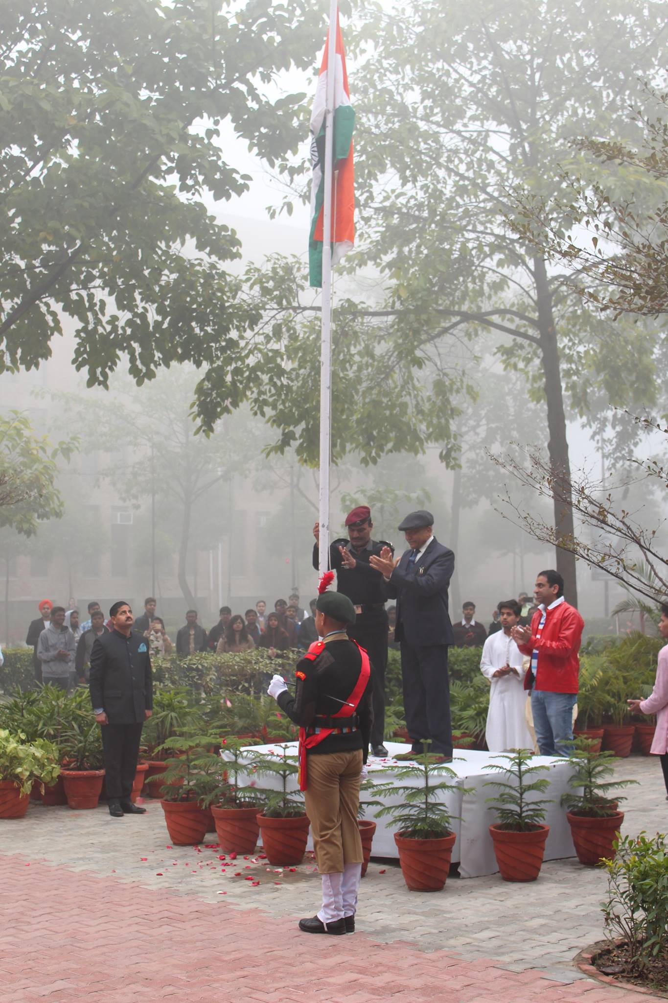 Republic Day Celebrations at LPU
