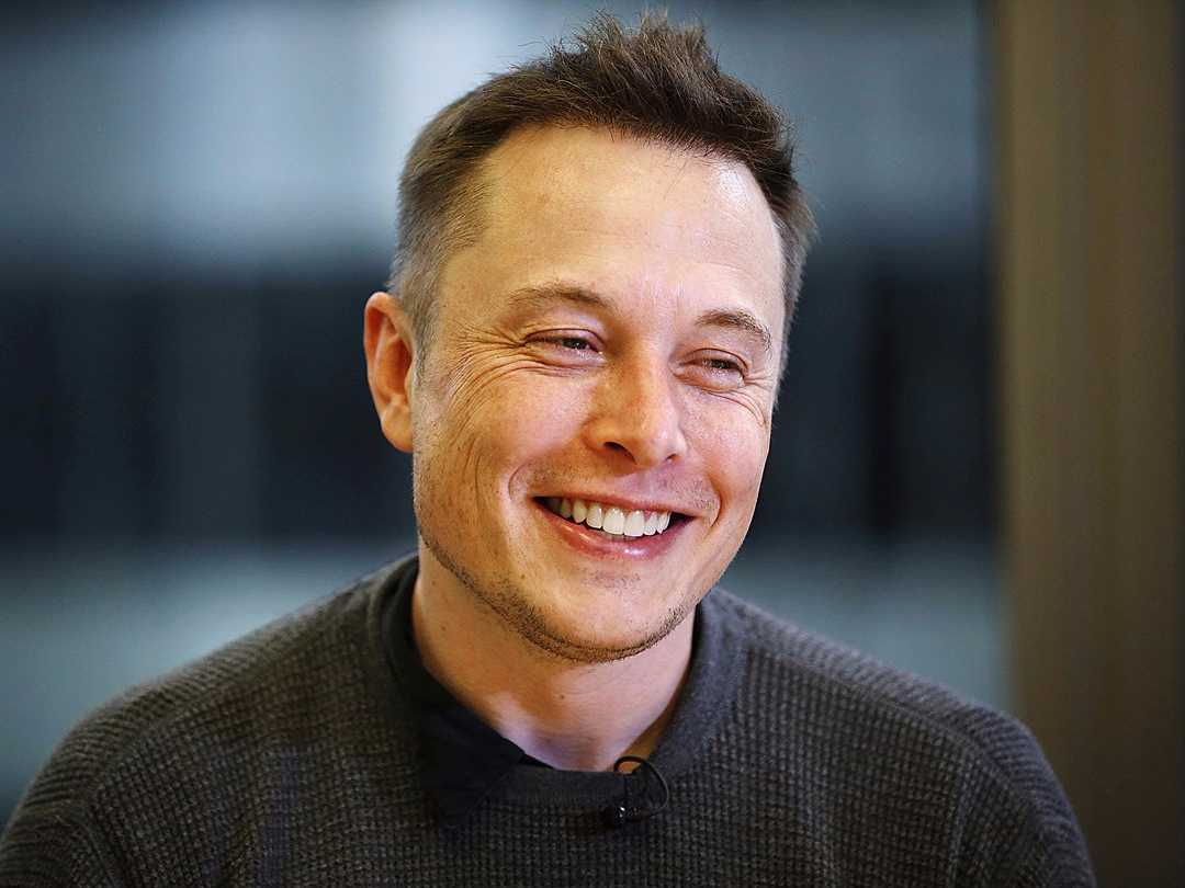 Elon Musk - The coolest Man on the Planet