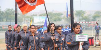 AIU Handball Championship Women 2017-18 declared open at LPU