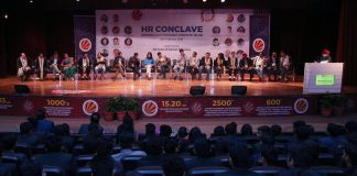 Biggest Ever HR Conclave at LPU