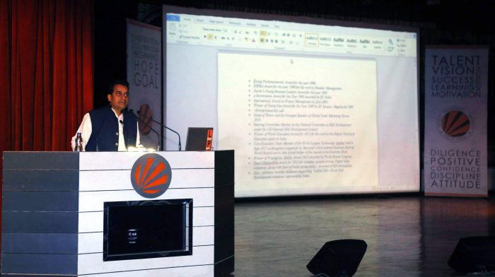 Microsoft conducted the boot camp at LPU for the prestigious Imagine Cup