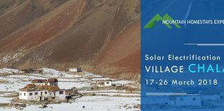 Electrify A Village In Himalaya That Is Not Even On Google Map