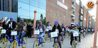 Hexi Bikes Powered Cyclothon at LPU