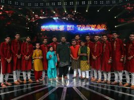 Afreen Group reaches Top 16 in Colors TV's Rising Star