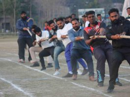 Alumni Participation in LPU's 10th Annual Athletic Meet