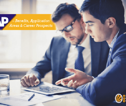 Benefits and career prospects of sap certification