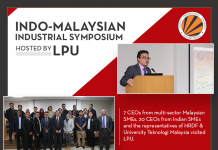 Indo-Malaysian Industrial Symposium held at LPU