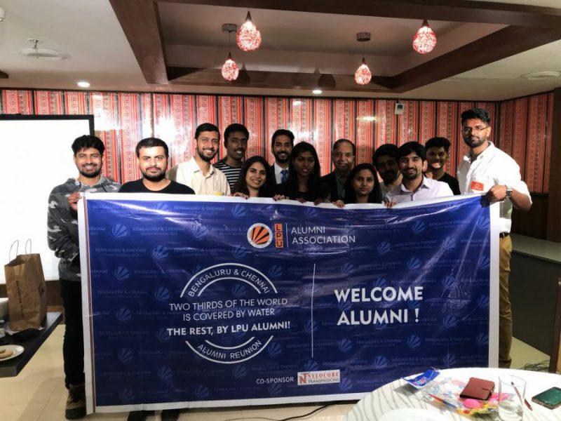 LPU Alumni Reunite at 3rd Chennai Reunion