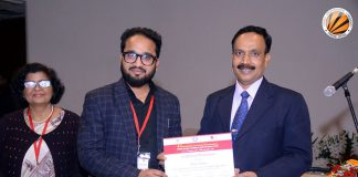 LPU Student Awarded 'Young Investigator Award