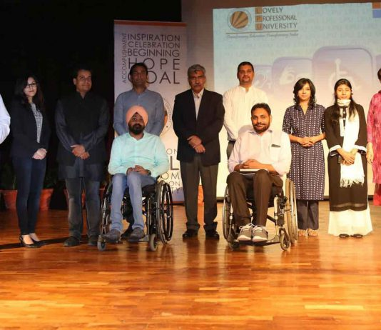 Microsoft & LPU came together to organize Accessibility Camp for Differently-Abled People