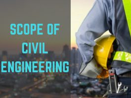 Scope of Civil Engineering