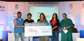 Tata Crucible 2018