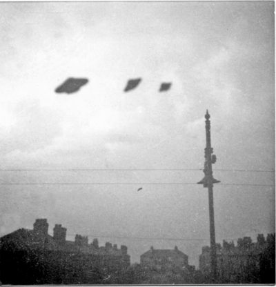 UFO Close Encounters