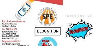 Blogathon LPU