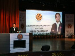 Director of CG Corp Global Nepal at LPU
