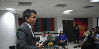 Bobby D'souza Visited LPU