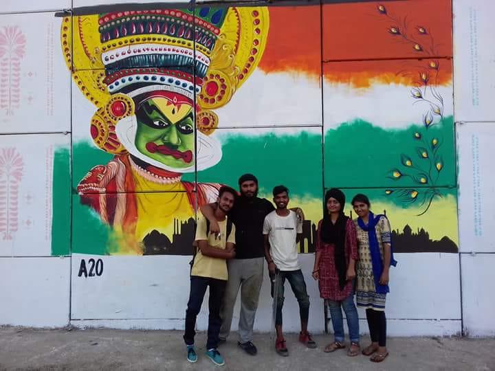 Kamaldeep Singh - Student of Fine Arts at LPU