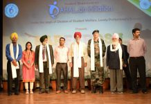 Seminar Cum Talk Show on Indian Army organized at LPU