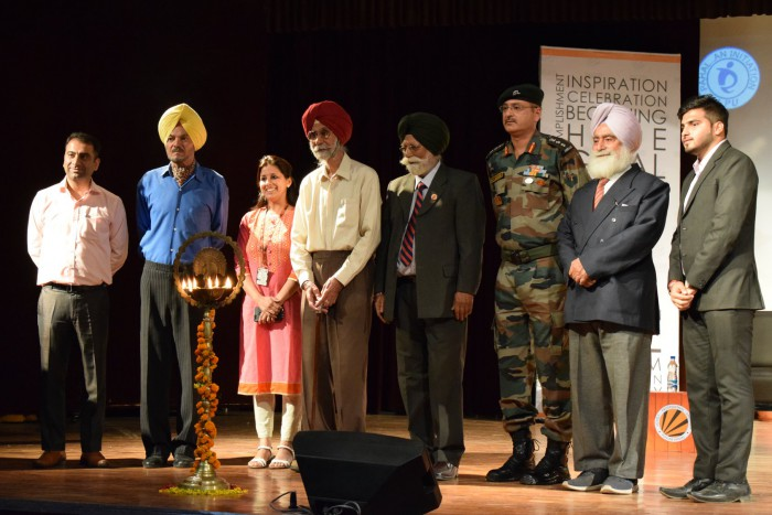 eminar Cum Talk Show on Indian Army organized at LPU