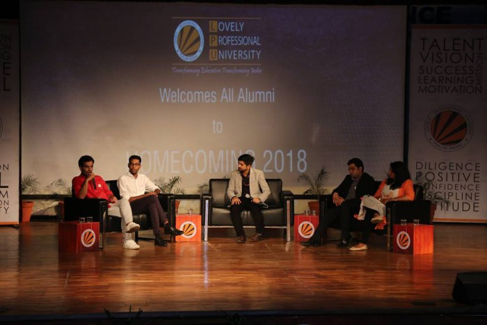 Alumni Meet-2018 at LPU