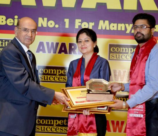 LPU Conferred with CSR 'Top Institutes of India' and 'Top Distance Learning Institutes of India' Awards 2018