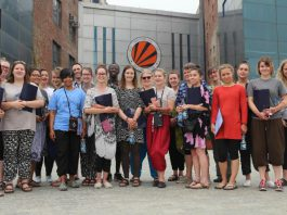 22 Canadian Students and Faculty attended Student Exchange Program at LPU