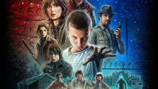 Stranger Things - Top 5 Most Rated Television Shows