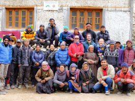 TeamGlobal Himalayan ExpeditionandMountain Homestay(Credit TeamMHE)