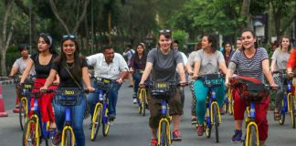Bicycle Friendly University - Hexi Bikes at LPU