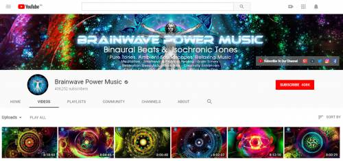 Brainwave Power Music - Neural Music