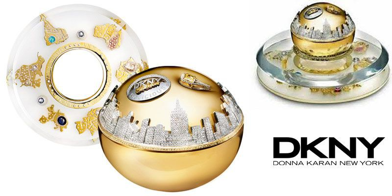 DNKY Golden Delicious - Most Expensive Perfumes