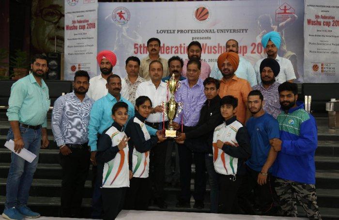 Wushu Federation Cup Championship