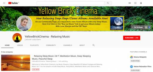 Yellow Brick Cinema - Neural Music