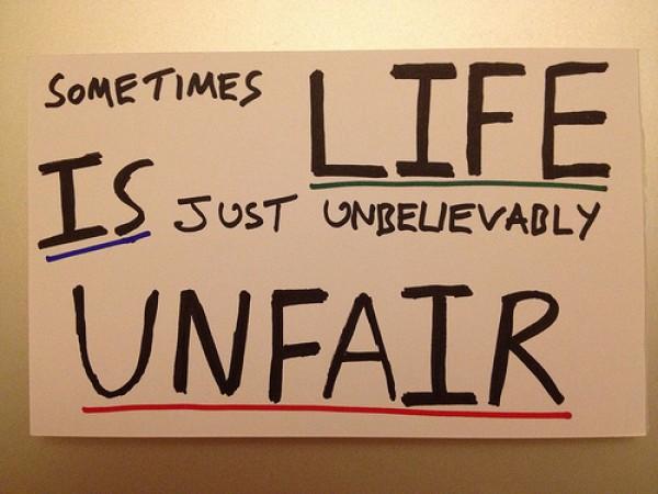 fair unfair