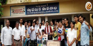 LPU Hyderabad Alumni set an Inspiration by Supporting Underprivileged Children
