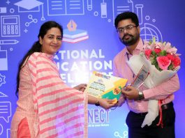LPU conferred with National Education Excellence Award in New Delhi