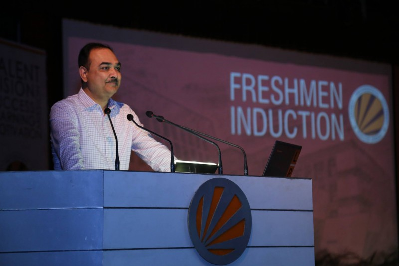 MDs, CEOs and Industry Leaders Inspire LPU Freshmen