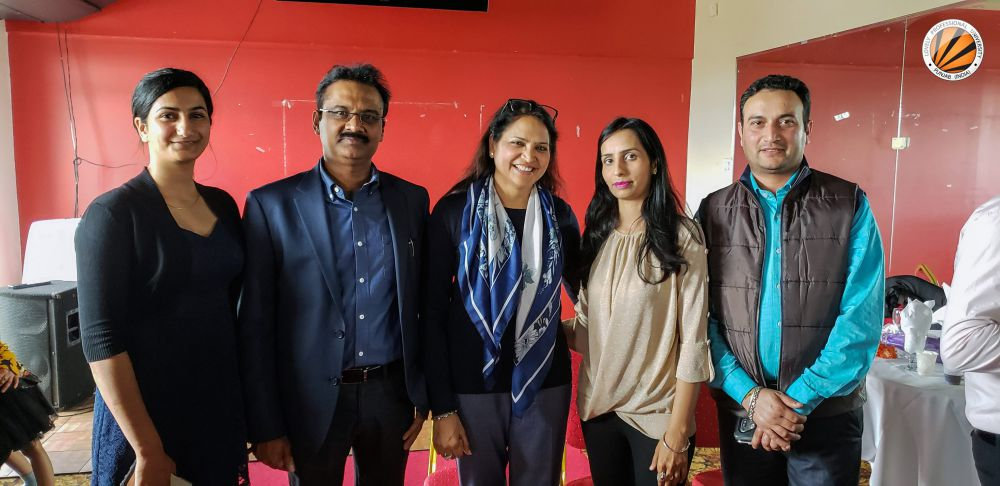 LPU held Alumni Meet in Vancouver, Canada