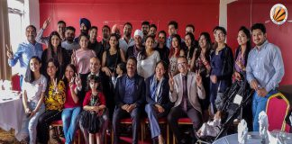 LPU held Alumni Meet in Vancouver, Canada