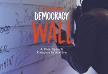 ThePrint's Democracy Wall is Coming to LPU