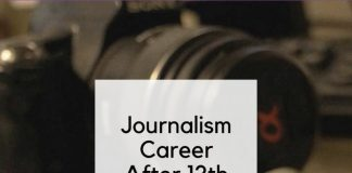 Journalism Career After 12th - Scope and Career Prospects
