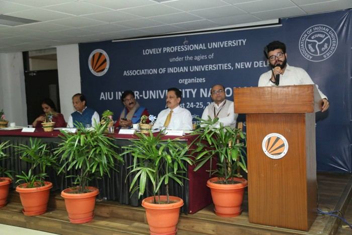 LPU Hosted AIU Inter-University National Seminar 2018
