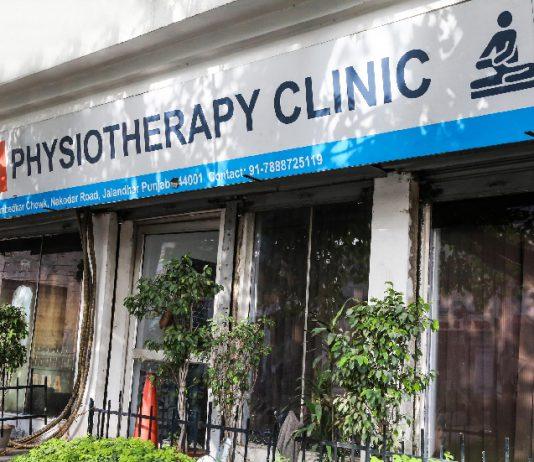 LPU Opens Physiotherapy Clinic near Dr Ambedkar Chowk in Jalandhar City
