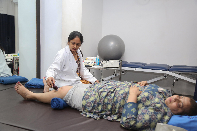LPU Opens Physiotherapy Clinic near Dr Ambedkar Chowk in Jalandhar City