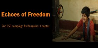 LPUAA Bengalurus initiative - Echoes of Freedom