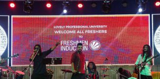 Nawaazish Band at LPU
